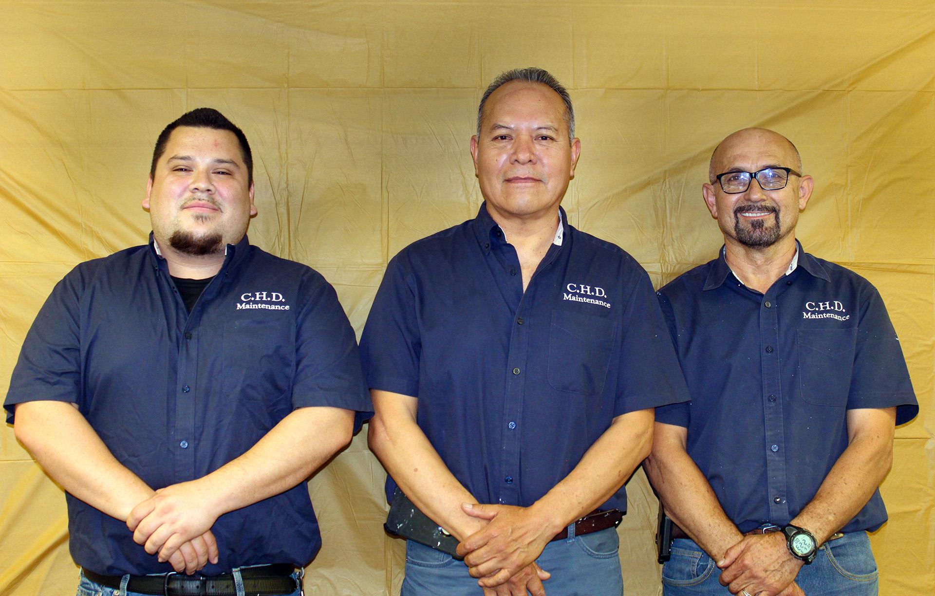 CHD Maintenance Staff